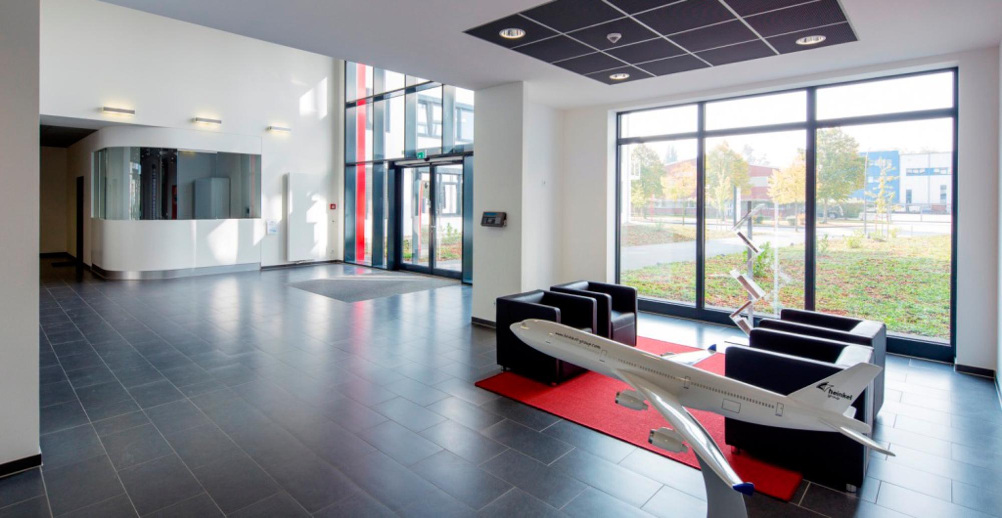Europa-Center Finkenwerder, Deutschland