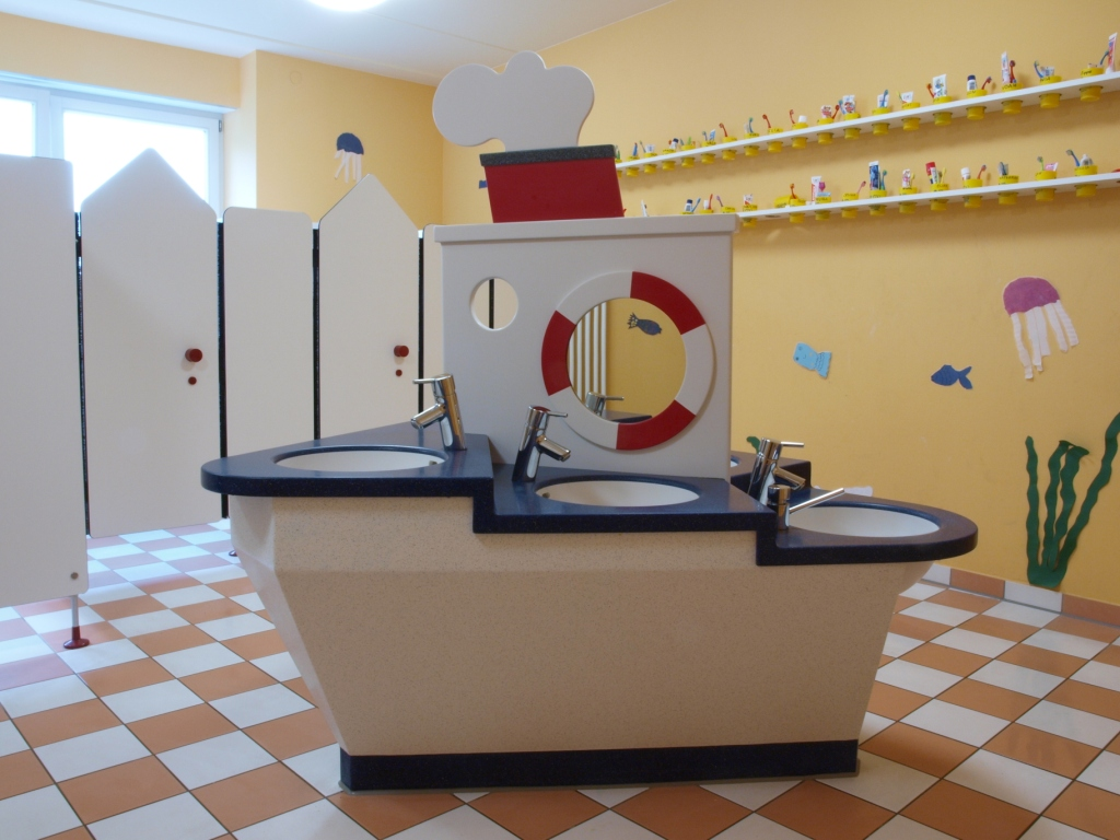 Kindergärten & Schulgebäude
