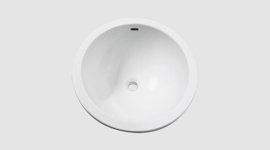 Sanitary basin