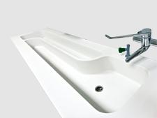 Bassin pour endoscopes
