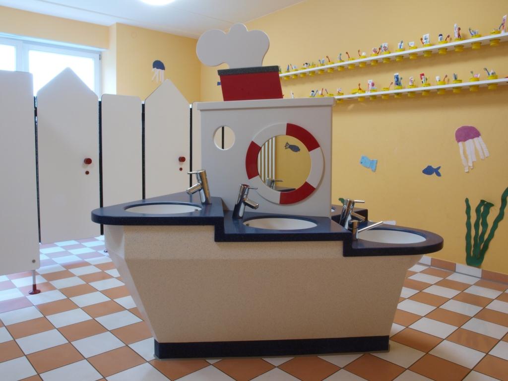 Städtischer Kindergarten Staufenberg, Deutschland