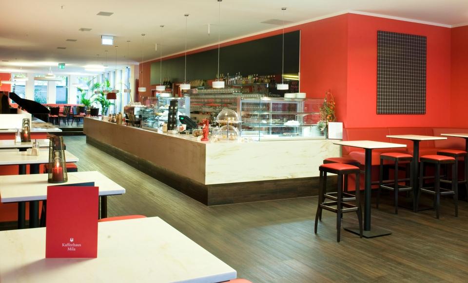 Kaffeehaus Mila, Berlin, Allemagne