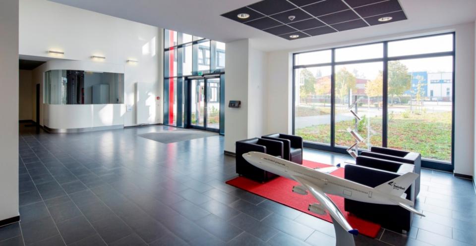 Europa-Center Finkenwerder, Allemagne